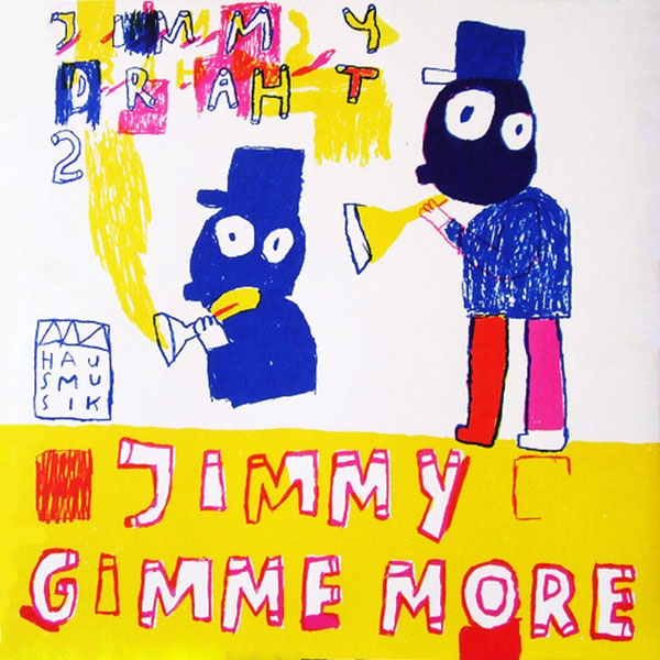 Various Artists, Hausmusik - Jimmy Gimme More